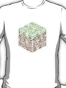Minecraft Cube of Minecraft T-Shirt