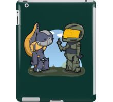 Poor missunderstood grunt... iPad Case/Skin