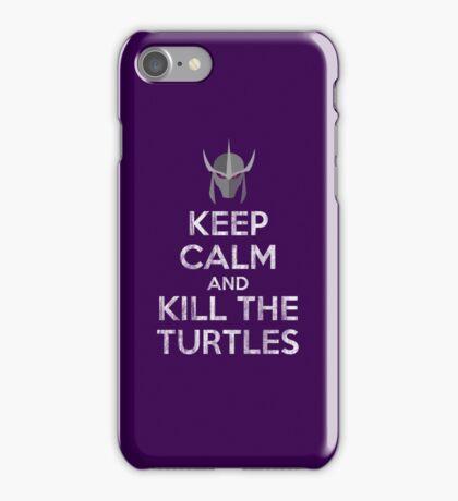 Keep Calm Oroku Saki iPhone Case/Skin