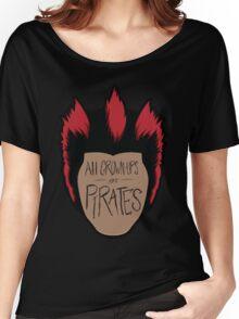 All Grown-Ups  Women's Relaxed Fit T-Shirt