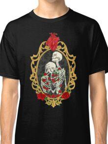Skeleton love Classic T-Shirt