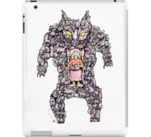 MEGA CAT LADY! iPad Case/Skin