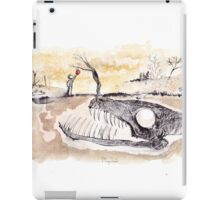 Don't Trust the Apple Tree! iPad Case/Skin
