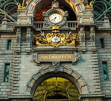 Gare Centrale/ Central Station 2 - Travel Photography by JuliaRokicka