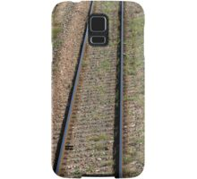 train rails Samsung Galaxy Case/Skin