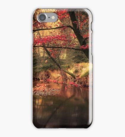 Dreamy Autumn Forest iPhone Case/Skin