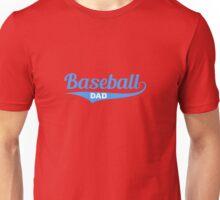 Baseball Dad High School Sports Love Unisex T-Shirt