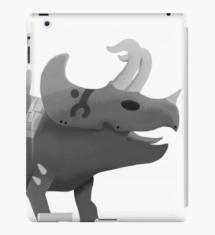 Triceratops Ink iPad Case/Skin