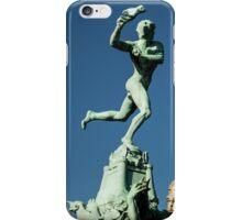 Belgian Architecture/Brawny Man - Travel Photography iPhone Case/Skin