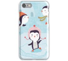 Dancing Penguins iPhone Case/Skin