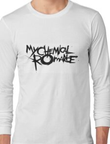 My Chemical Romance Long Sleeve T-Shirt