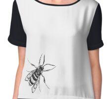 Bee Chiffon Top