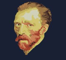 Vincent Van Gogh by DebbieDoesDogs