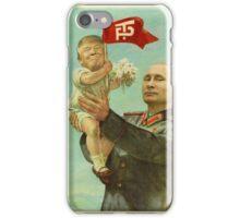 TRUMP Painting iPhone Case/Skin