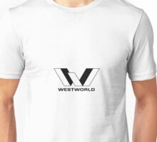 Old WestWorld Unisex T-Shirt