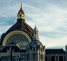 Gare Centrale/ Central Station 3 - Travel Photography by JuliaRokicka