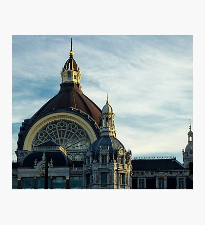 Gare Centrale/ Central Station 3 - Travel Photography Photographic Print