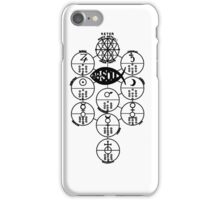 Ab-Soul Control System iPhone Case/Skin