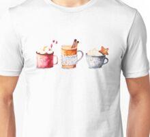 Hot drinks Unisex T-Shirt