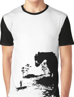 The Last Guardian PS4  Graphic T-Shirt