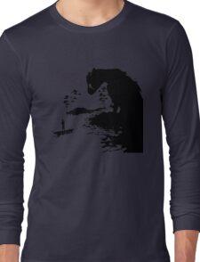 The Last Guardian PS4  Long Sleeve T-Shirt