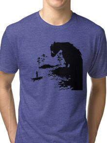 The Last Guardian PS4  Tri-blend T-Shirt