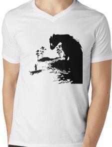 The Last Guardian PS4  Mens V-Neck T-Shirt
