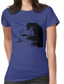 The Last Guardian PS4  Womens Fitted T-Shirt