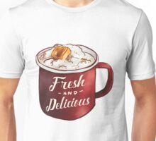 Caramel Hot Cocoa Mug Unisex T-Shirt