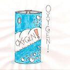 Can Of Oxygen by SteveHanna
