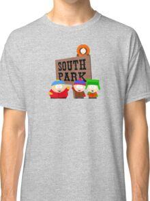 south park south park cartman stan kenny kyle t shirts Classic T-Shirt