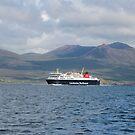 MV Isle of Lewis by Fiona MacNab