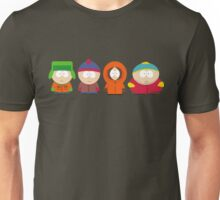 south park illustrations Unisex T-Shirt