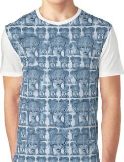blue willow princess Graphic T-Shirt