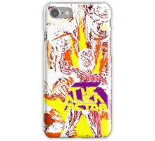 alien factor iPhone Case/Skin