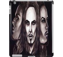 Tarabas Ink iPad Case/Skin