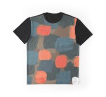 ABSTRACT COLOR 6 Graphic T-Shirt