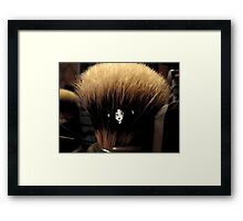 Furry? Framed Print