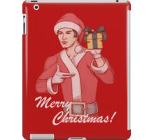 Kung Fu Christmas iPad Case/Skin