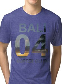 Bali coffee club Tri-blend T-Shirt