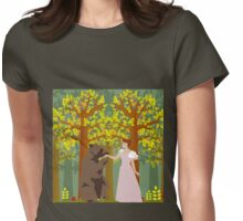 Will you save this dance for me Womens Fitted T-Shirt