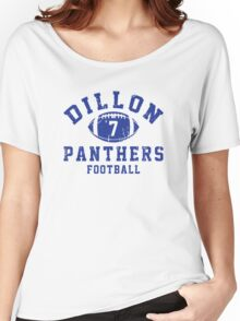 Dillon Panthers Football - 7 Women's Relaxed Fit T-Shirt