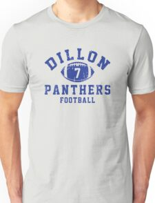 Dillon Panthers Football - 7 Unisex T-Shirt
