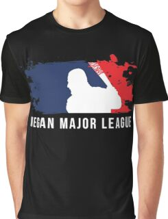 Negan Major League Graphic T-Shirt