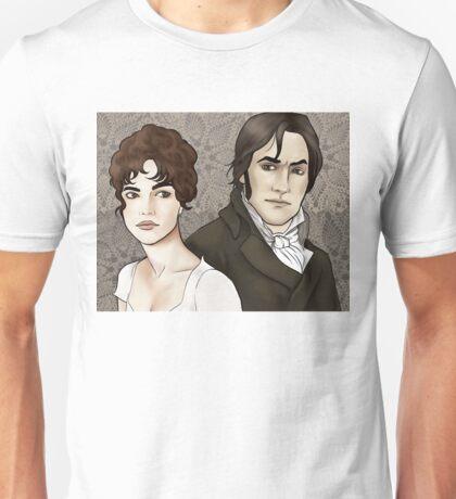 Elizabeth Bennet and Fitzwilliam Darcy Unisex T-Shirt