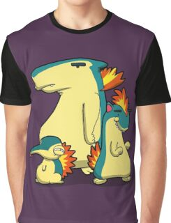 Number 155, 156 and 157 Graphic T-Shirt
