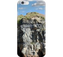 cliffs and sky on the wild atlantic way iPhone Case/Skin