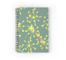 little star blossoms Spiral Notebook