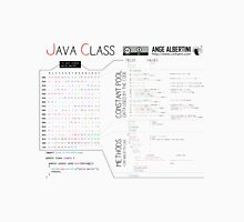 a Java class (compact hello world) Unisex T-Shirt
