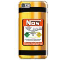NOS Yellow Case iPhone Case/Skin